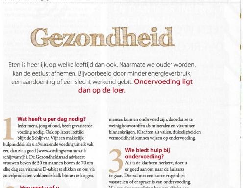 Rubriek ONS Magazine