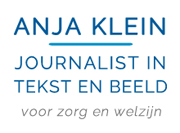 Anja Klein –  Journalist in tekst en beeld Logo